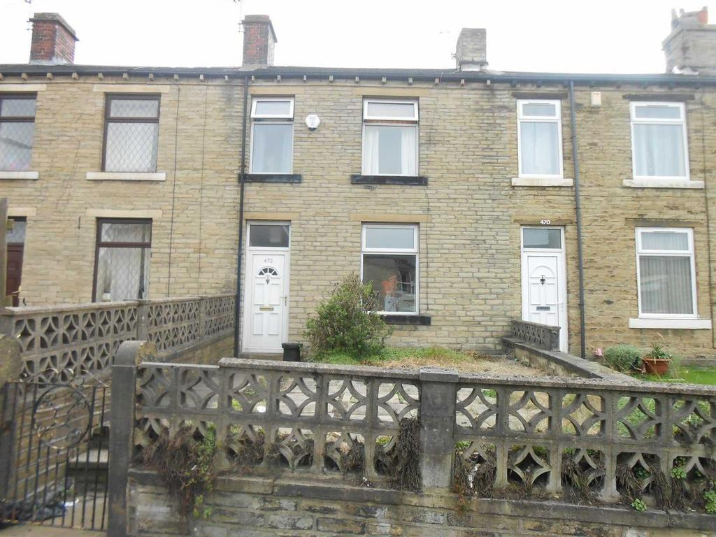 3 Bedrooms Terraced House for sale in Huddersfield Road, Wyke, Bradford, BD12 8AY