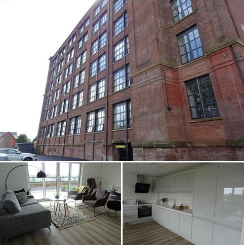 2 bedroom penthouse to rent - Loom Wharf, Mather Lane, Leigh WN7