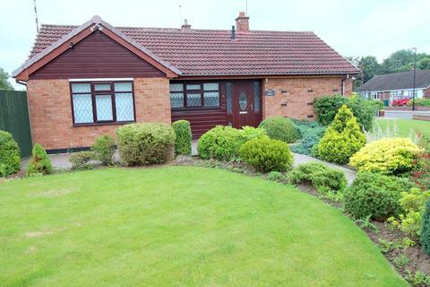 2 bedroom detached bungalow for sale - Naseby Close, Ernsford Grange, Coventry, West Midlands. CV3 2HS