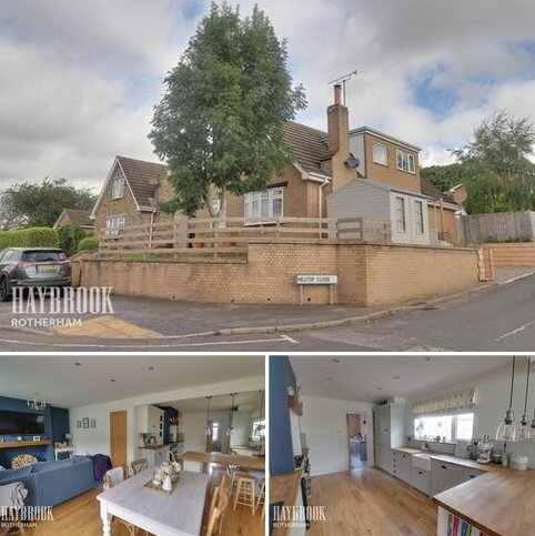 4 bedroom detached house for sale - Hill Top Close, Maltby