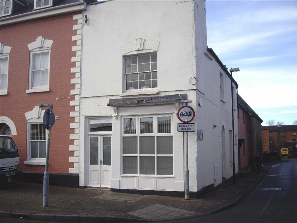 1 Bedroom Flat for sale in Greytree Road, Ross On Wye, Herefordshire