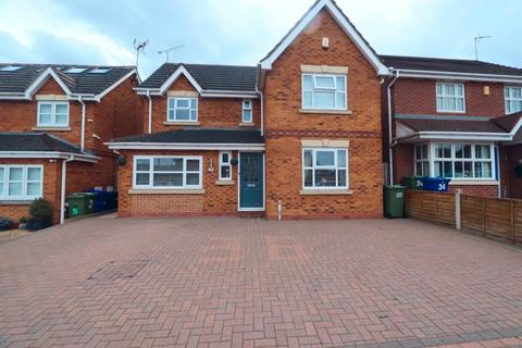 4 bedroom detached house for sale - Watermint Close, Wimblebury, Cannock