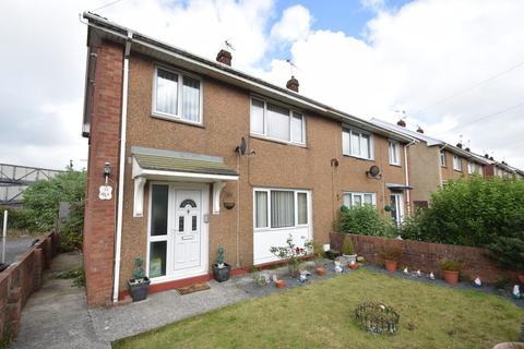 3 bedroom semi-detached house for sale - 34 Ffordd Yr Eglwys, North Cornelly, Bridgend County Borough, CF33 4NP