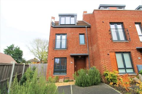 4 bedroom end of terrace house to rent - Green Close, Brookmans Park
