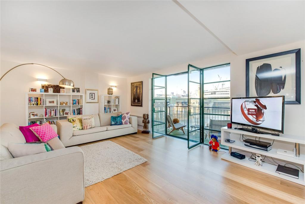 2 Bedrooms Apartment Flat for sale in Borough Market, 6 Clink Street, London, SE1