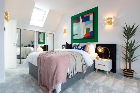 3 bedroom townhouse for sale - The Braxton - Plot 165 at Woolsington Grange, Land North of Brunton Lane, Ponteland Road NE13