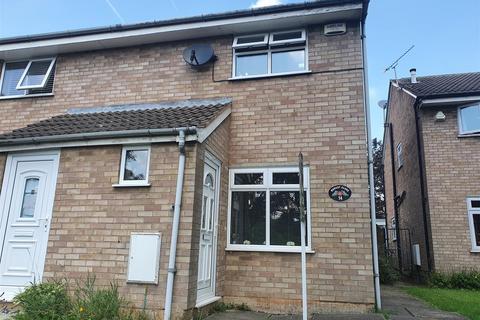 2 bedroom semi-detached house for sale - Burcott Close, West Hallam, Ilkeston