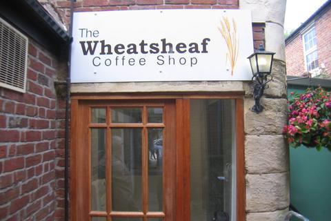 Property to rent - Morpeth Town Centre – The Wheatsheaf Coffee Shop, Wheatsheaf Yard, NE61 1AJ