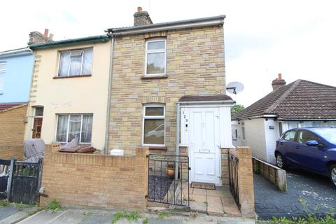 3 bedroom end of terrace house for sale - Gordon Road, Chatham, ME4