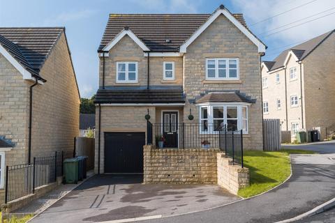 4 bedroom detached house for sale - Pye Road, Lindley, Huddersfield, HD3