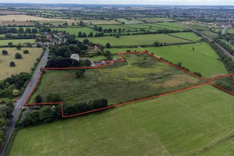 Residential development for sale - Plots 1 to 9, Pinfold Farm, Welham Road, Welham, Retford, Nottinghamshire, DN22 0SB