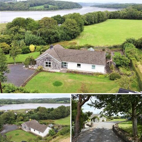 4 bedroom bungalow for sale - Shearwater, Landshipping, Narberth