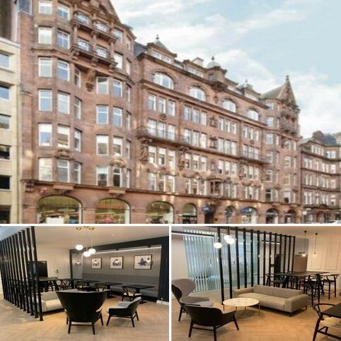 Property to rent - Serviced Offices from £300.00 PCM – Mercantile House 53 Bothwell Street, Glasgow, G2