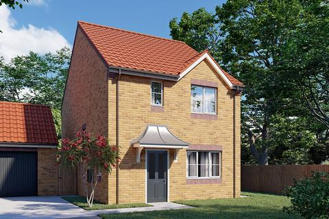 3 bedroom detached house for sale - Plot 1 The Orchards, Clay Cross, S45
