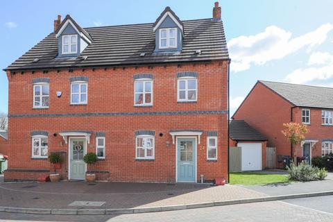 4 bedroom semi-detached house for sale - Burton Street, Wingerworth, S42