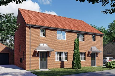 3 bedroom semi-detached house for sale - Plot 33 The Orchards, Clay Cross, S45