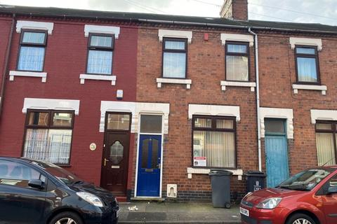 4 bedroom terraced house to rent - Seaford street, Stoke-On-Trent