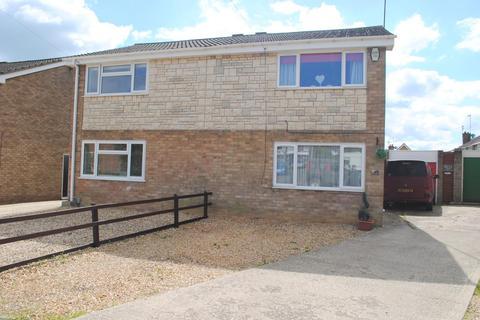 3 bedroom semi-detached house for sale - Franciscan Close, Rushden