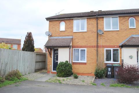 2 bedroom terraced house for sale - Clover Drive, Rushden
