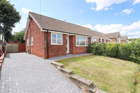 2 bedroom semi-detached bungalow for sale - Howard Drive, Old Whittington, Chesterfield, S41
