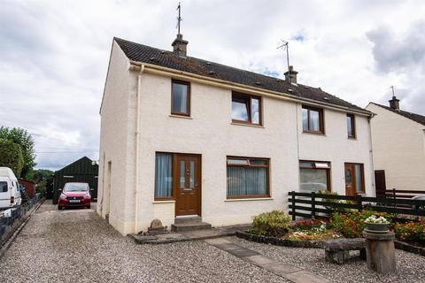 2 bedroom semi-detached house for sale - 20 Broompark Crescent, Murthly, Perth, PH1 4HH