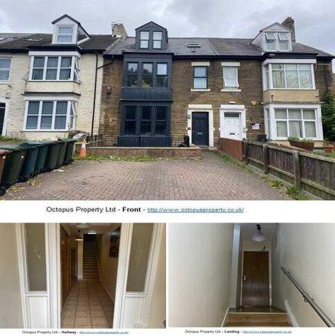Studio to rent - Bentinck Road, Newcastle upon Tyne, NE4 6UX