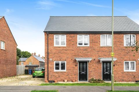2 bedroom semi-detached house for sale - Upper Heyford,  Oxfordshire,  OX25