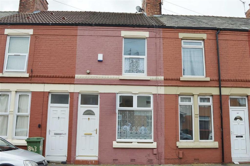2 Bedrooms Terraced House for sale in Corporation Road, Birkenhead, CH41
