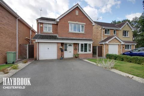 4 bedroom detached house for sale - Cragside Close, Chesterfield