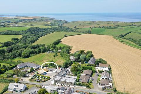 House for sale - Building Plot at Pendoggett, Cornwall Collection
