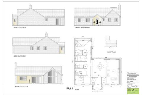 3 bedroom bungalow for sale - St Mary's Court, School Lane, Grantham