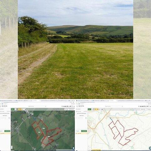 Land for sale - Bryncrug, Tywyn, Gwynedd