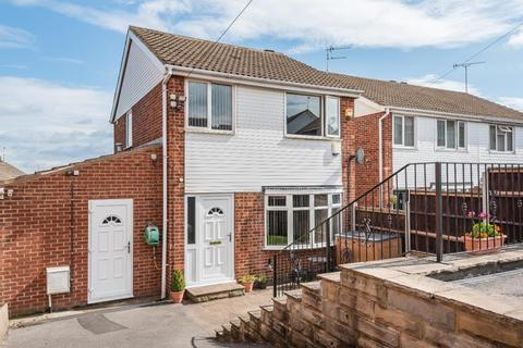 3 bedroom semi-detached house for sale - LUMBY CLOSE, PUDSEY, WEST YORKSHIRE, LS28 9JS
