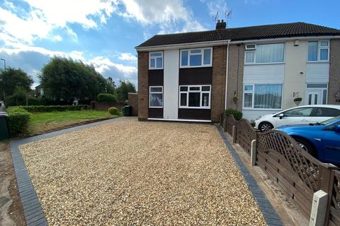 3 bedroom semi-detached house to rent - Charter Avenue, Coventry
