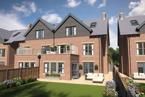 4 bedroom semi-detached house for sale - Brunton Woods, Brunton Lane, Gosforth, Newcastle upon Tyne