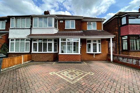3 bedroom semi-detached house for sale - Rydding Square, West Bromwich, B71 2AB