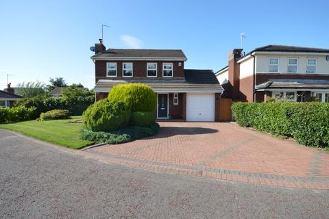 4 bedroom detached house for sale - Newbury Close, Widnes