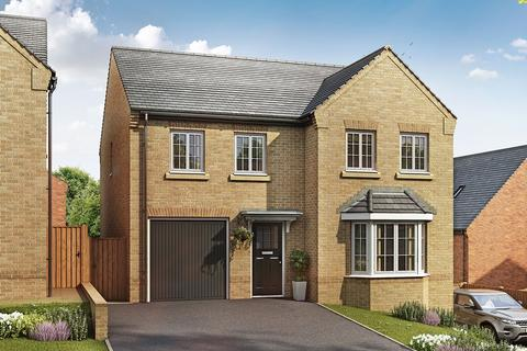 4 bedroom detached house for sale - The Haddenham - Plot 166 at Connect @ Halfway, Oxclose Park Road and Deepwell Mews, Halfway S20