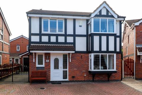 3 bedroom detached house for sale - Lowfield Road, Blackpool