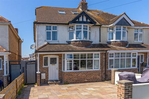 4 bedroom house for sale - Grand Avenue, Lancing