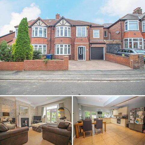 4 bedroom semi-detached house for sale - Polwarth Road, Brunton Park, Newcastle Upon Tyne