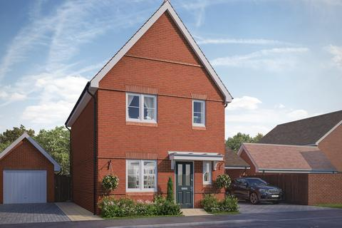 3 bedroom semi-detached house for sale - Plot 243, The Goldcrest at Nightingale Rise, Bells Lane, Hoo St Werburgh ME3