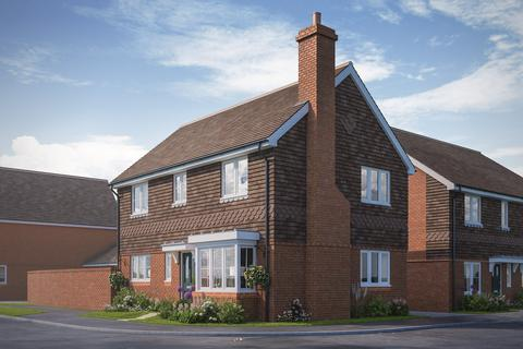 3 bedroom detached house for sale - Plot 242, The Lapwing at Nightingale Rise, Bells Lane, Hoo St Werburgh ME3
