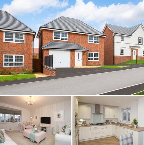 4 bedroom detached house for sale - Plot 18, Kennford at Grey Towers Village, Ellerbeck Avenue, Nunthorpe, MIDDLESBROUGH TS7