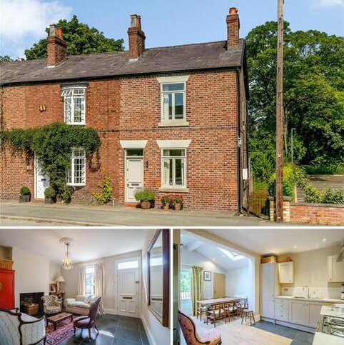 2 bedroom semi-detached house for sale - Knutsford Road, Alderley Edge, Cheshire, SK9