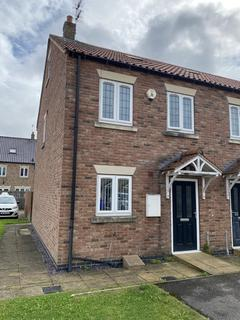3 bedroom townhouse for sale - Church View, Eastrington