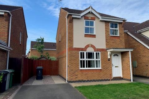 3 bedroom link detached house to rent - Horn Close, Oakham