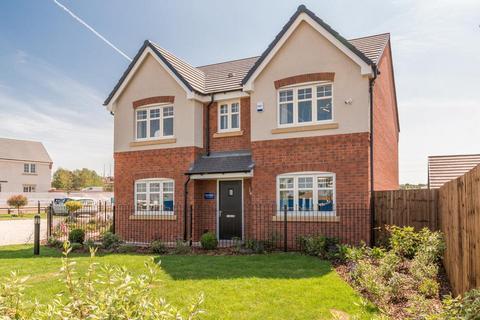 4 bedroom detached house for sale - Plot 134, Whittington at Miller Homes @ Myton Green, Europa Way, Warwick CV34