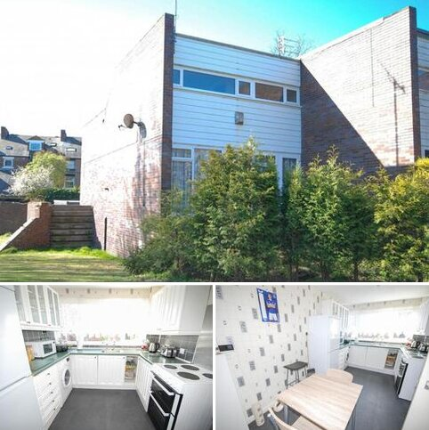 3 bedroom end of terrace house for sale - St. Georges Way, Ashbrooke