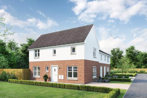 3 bedroom semi-detached house for sale - Plot 27, Burford at Hunter's Meadow, Hunter's Meadow, 2 Tipperwhy Road PH3